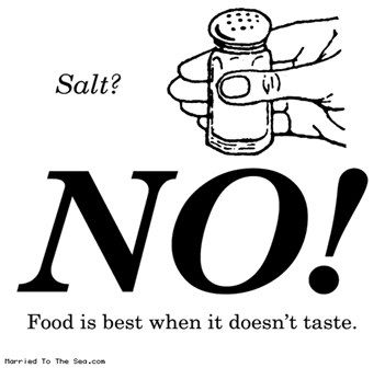 Unhealthy Salty Dietary Habits Affecting Our Health