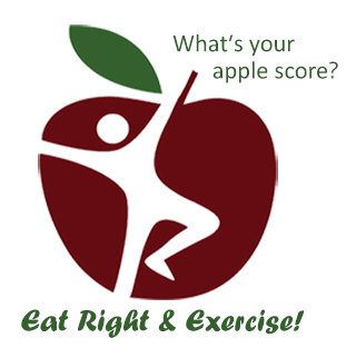 Eat right and exercise to live longer!