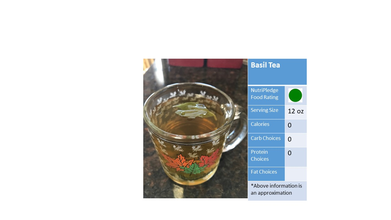 Holy Basil Tea