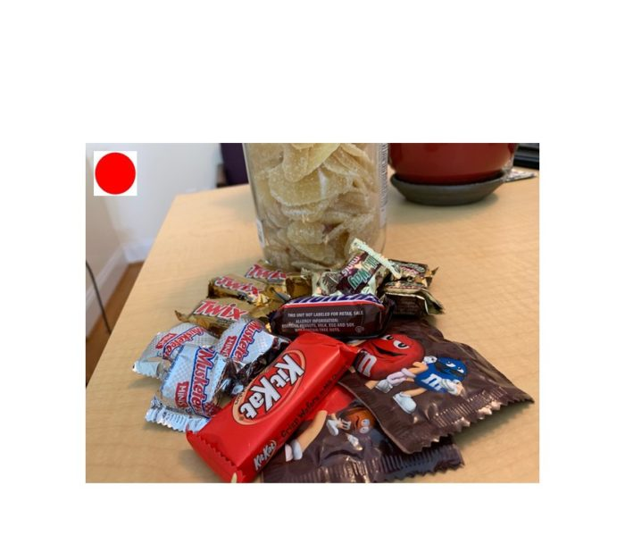 Looking for a healthy candy in your kids Halloween basket?