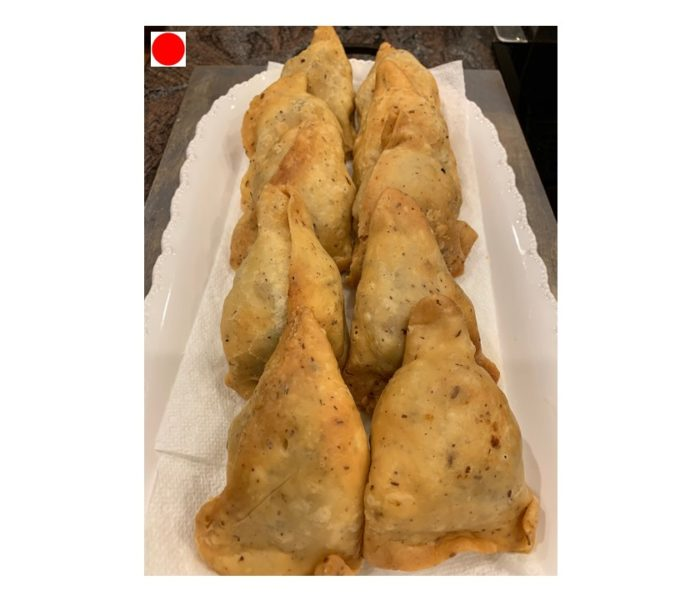 SAMOSA – A delicious popular Indian snack