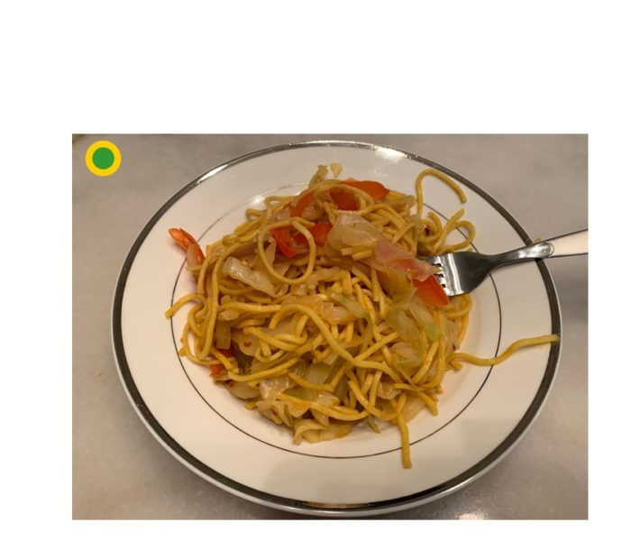 Healthy Vegetable Chow Mein Stir Fry Recipe