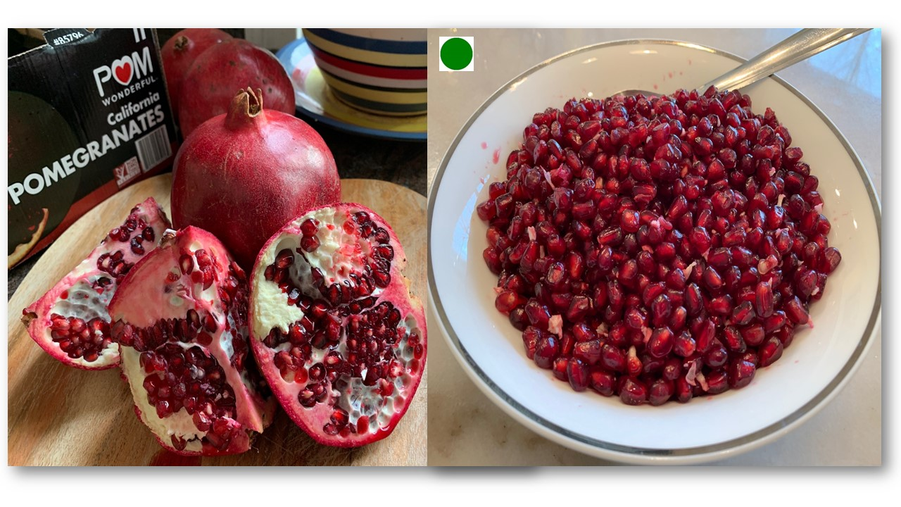 Ever wonder why pomegranate isn't on the world's healthiest foods list?