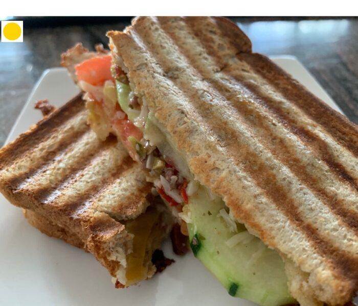 5 Minutes Cocot Sandwich