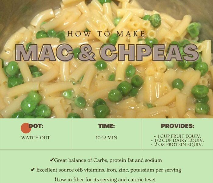 Mac & Chpeas