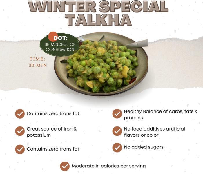 Winter Special Talkha